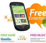 AT&T offering free month of Zune with WP7