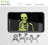 HTC updates their site with Windows Phone 7 Goodness