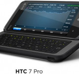HTC 7 Mozart & 7 Trophy (Non US Next month) & 7 Pro (US) set for Sprint early next year