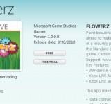 Review: Flowerz (WP7GIRL's first post)