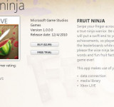 Game Review: Fruit Ninja