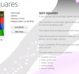 Game Review: Sexy Squares