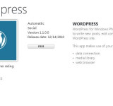 WordPress App Review
