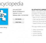 Slothcyclopedia App Review