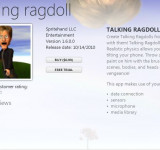 Review: Talking Ragdoll App
