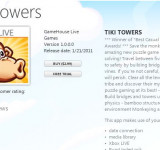 Tiki Towers Game Review