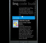 New Silverlight Windows Phone Toolkit