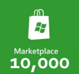 Windows Phone 7 Passes 10,000 Apps on Marketplace