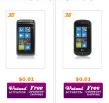 Sweet AT&T Sale Going on Now: WP7 For a Penny
