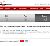 Verizon Getting Ready to Support Windows Phone 7