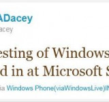 More Social Media Integration Coming to WP7?