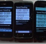 IE9 Mobile Comparison WP7 vs Android & IOS