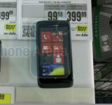 Best Buy Setting Up For Verizon's HTC Trophy (Pic)
