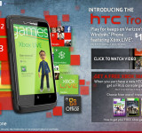 Verizon HTC Trophy Now Starting at $150 – Free Xbox 360 Game
