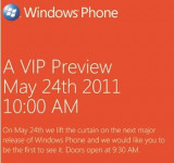 Mango Preview to be Held By Microsoft on May 24th