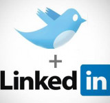 Twitter and LinkedIn: Integrated in Mango