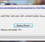 Homebrew: WP7 Backup Tool