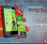 Verizon Gets Website Promo Ready For The HTC Trophy