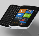 Nokia Windows Phone Concepts: Slide Out Keyboard