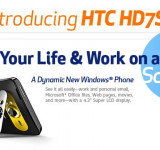 HTC HD7s Now Available on AT&T