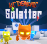 Lil' Demons: Splatter – Xbox Live Indie Game Gem Hits WP7