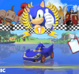 Sonic & SEGA All-Stars Racing Coming to WP7