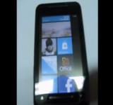 Toshiba TG01 (Tsunagi) Running Windows Phone 7 (Video)
