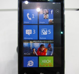 WP7 Acer W4 Caught on Video