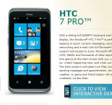 HTC 7 Pro Now Available on US Cellular