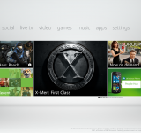 New Xbox Metro UI Inspired Dashboard to Launch December 6