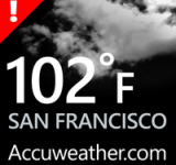 Official AccuWeather App Storms into the WP7 Marketplace