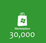 Microsoft Hits 30,000 Apps on Windows Phone Marketplace
