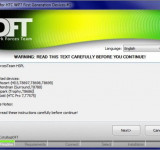 DFT Flashes Mango 7720 on HD7 Then Releases Tool For Custom Roms