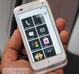 Hands On: HTC Omega (HTC Radar) Video