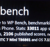 HTC 7 Mini T86861: New Device Shows Up on WP Bench