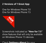 Microsoft: Starting End of October You Can Modify 7.0 Apps Post Mango
