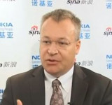 Stephen Elop on Nokia & the Launching of Windows Phone (Video)