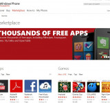 Windows Phone Marketplace is Now Live on the Web