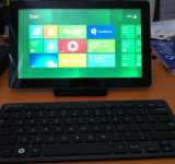 Windows 8 Developer Preview Samsung Tablet Selling on Ebay