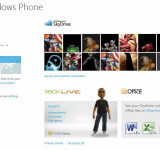 Mango: Windows Phone Website Now Connects You to Live, Xbox & Skydrive
