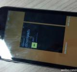 Leaked: Lenovo Windows Phone Surfaces? Lenovo S2?