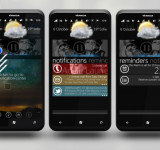 Concept Art: Notification Center For Windows Phone