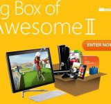 Microsoft: Win Big With The Big Box of Awesome 2