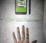 Let the Advertising Begin! HTC Titan Gets Full Page Ad
