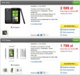 HTC Titan & Radar Show Up For Sale on Polish Site