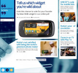 Nokia Starting to go Metro (Changes Website to Match Windows Phone)