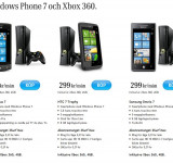 Promo: Carrier 3 in Sweden Handing Out Xbox 360's With Windows Phone Purchase