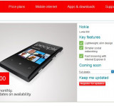 UK Carriers Get Ready For Nokia Lumia 800 – Free Xbox 360