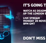 Reminder: Nokia Lumia Live Featuring deadmau5 at Millbank Tower