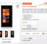 Nokia Lumia 800 Now Available on Orange France